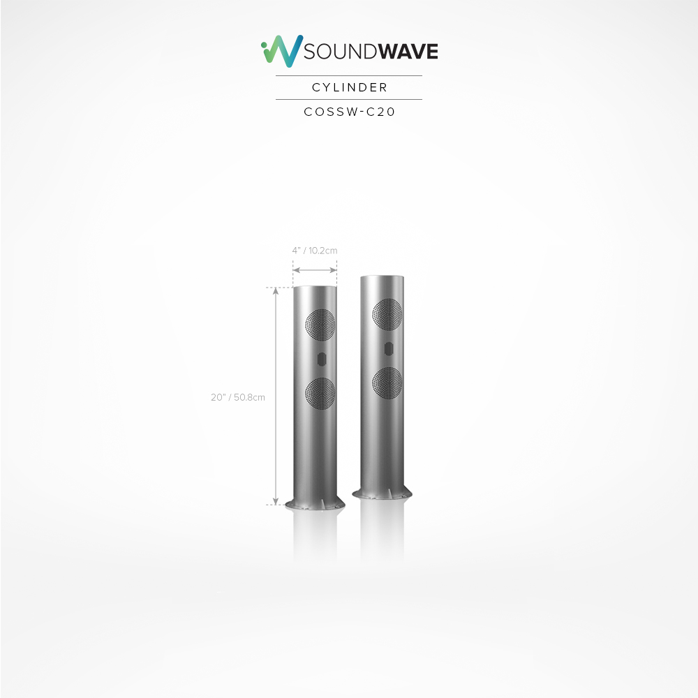 SoundWave Cylinder 20″ (COSSW-C20)
