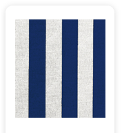 Neoprene Cover – Blue Stripes (COSNC-75-STRBlue)
