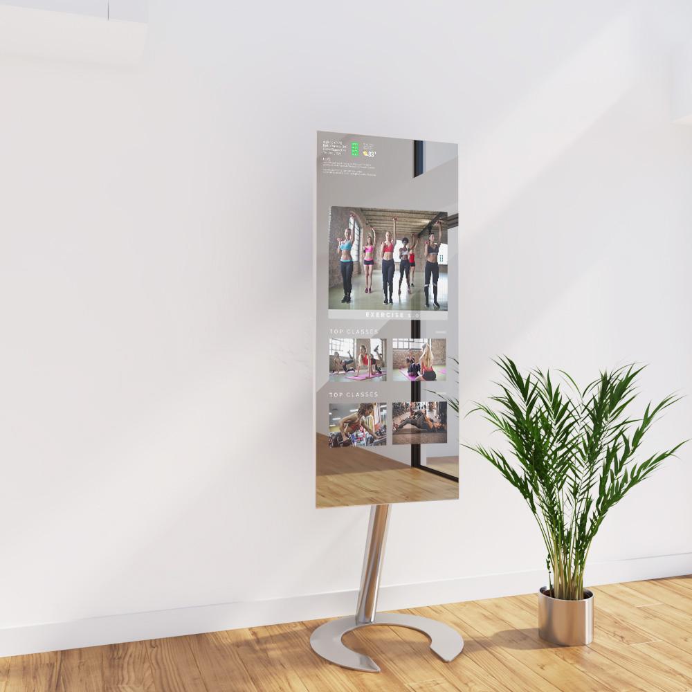 Installatie Met Een VloerStandaard