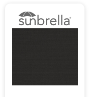 Neoprene – Sunbrella – Black (COSNC-75-STRBlack)