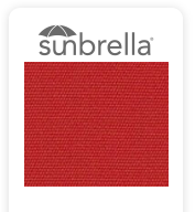 Neoprene Cover – Sunbrella – Tor Red (COSNC-100-SunTorRed)